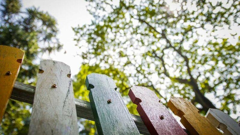 Quelle clôture sur un muret ?